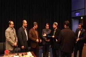 مراسم تودیع  و معارفه رئیس برج آزادی برگزار شد
