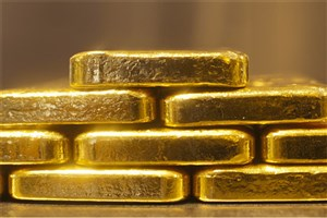 احتمال صعود طلای جهانی به ۱۲۵۰ دلار