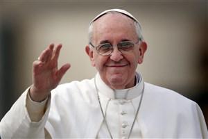 پاپ: به هر نوع خشونتی که به نام دین و خدا صورت میگیرد، نه میگوییم
