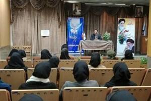 برگزاری نشستتخصصی فرهنگی با عنوان« سبک زندگی از دیدگاه امام خمینی (ره)» در مجتمع دانشگاهی پیامبر اعظم (ص)