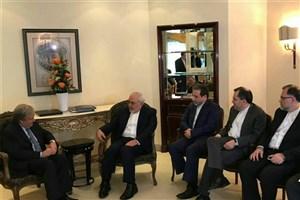 ظریف و دبیرکل سازمان ملل متحد در مونیخ دیدار کردند