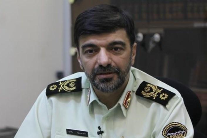 سردار احمدرضا رادان