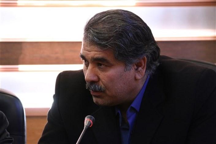 مدیر گروه عمران دانشگاه آزاد اسلامی واحد یزد