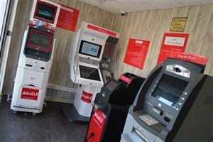 امکان برداشت وجه بدون کارت از خودپردازهای بانک شهر