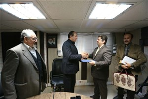 انتصاب مدیرکل جدید امورآموزشی و تحصیلات تکمیلی در دبیرخانه هیات امنای استان تهران
