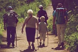 پیش بینی زمین افتادن افراد سالمند از سه هفته قبل