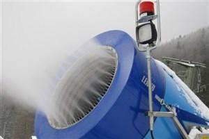 تولید ماشین برفسازی که خانه را هم گرم می کند