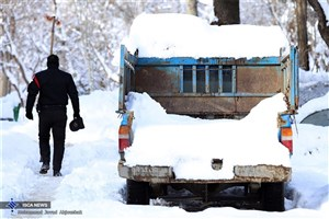 آمار آسیبدیدگی همدانیها در پی بارش برف به 50 نفر رسید