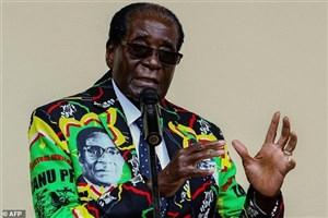 موگابه قصد بازنشستگی ندارد