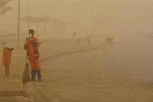 غرب آسیا در چنبره ریزگردها