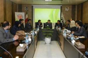 دیدار قائم مقام وزارت محیط زیست ژاپن از اصفهان