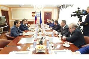 نشست توسعه روابط ایران و منطقه سیبری روسیه برگزار شد