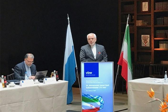 ظریف: ایران شریک تجاری مطمئنی برای اروپا است