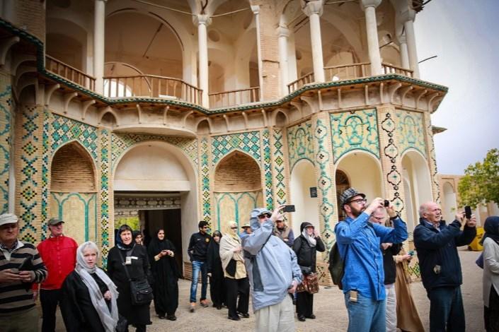 افزایش تمایل گردشگران آمریکایی برای سفر به ایران