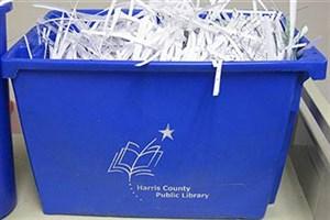 مسابقه فرهنگی با موضوع بازیافت کاغذ