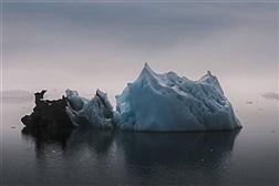 شهری از یخ