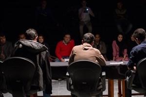 جشنواره داخلی نمایشنامه خوانی  در واحد مشهد با آثاری از بهرام بیضایی و محمد چرمشیر