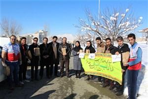 اقدام فرهنگی کانون دانشجویی محیط زیست رازیانه دانشگاه آزاداسلامی واحد سقز