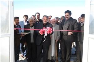 فاز اول شهرک گلخانهای دانشگاه آزاد اسلامی گرگان به بهره برداری رسید
