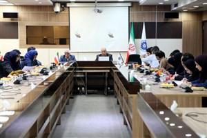 همایش بزرگداشت روز ملی آب یازدهم اسفند در اتاق ایران برگزار میشود