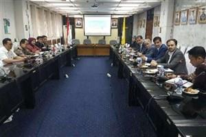 دیدار اعضای کمیسیون آموزش مجلس شورای اسلامی از دانشگاه اندونزی
