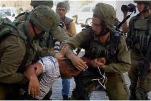 نظامیان صهیونیست هشت فلسطینی را بازداشت کردند