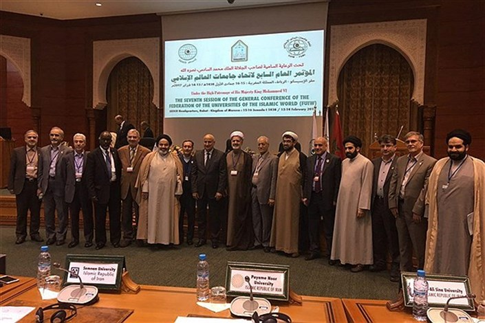 حجت الاسلام والمسلمین محمدرضا نوری شاهرودی از پذیرش دانشجویان جهان اسلام در دانشگاه آزاد اسلامی خبر داد