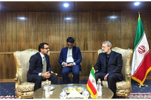 لاریجانی : تفرقهافکنی میان کشورهای منطقه به صلاح هیچ کشوری نیست