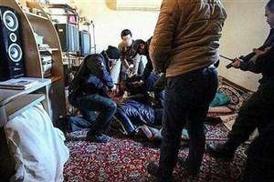 دستگیری 44 مرد و زن در پارتی شبانه در مشهد