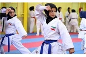ملی پوشان بانوان کاراته پنجم دی ماه به اردو می روند