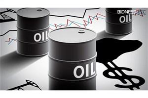 اُفت قیمت نفت در بازارهای جهانی