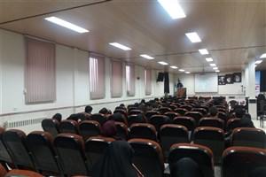 مراسم گرامیداشت روز وکیل در دانشگاه انزلی برگزار شد
