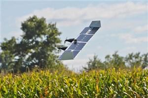 پهپاد خورشیدی با قابلیت تبدیل به هواپیما