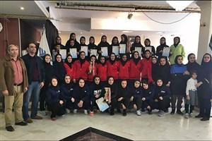 فوتسال دانشگاه آزاد اسلامی سبزوار، نایبقهرمان استان شد