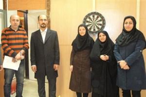 دانشجوی واحد دامغان، رتبه نخست جشنواره ممتازین الگوهایجاودانه کشور را کسب کرد