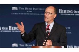 تام پرز رهبر حزب دمکرات آمریکا شد