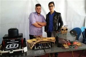 افتخارآفرینی دانشجویان رباتیک دانشگاه آزاد اسلامی خمینیشهر