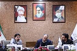 جلسه شورای روابط عمومی دانشگاه آزاد اسلامی استان تهران