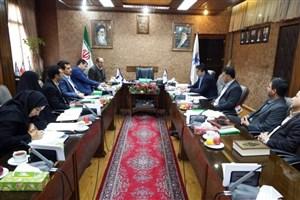 شورای نظارت و هماهنگی سما استان تهران با حضور دکتر شمس برگزار شد