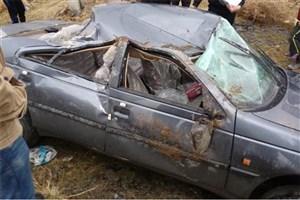 مرگ عابر پیاده  درتصادف مرگبار خودروی لیفان