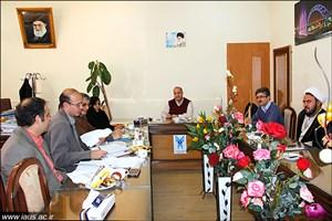 تشکیل نخستین کمیته اخلاق در پژوهشهای زیستپزشکی در دانشگاه آزاد اسلامی سبزوار