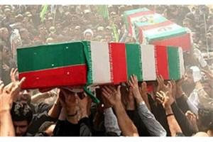 پیکر مطهر 2شهید گمنام در دانشگاه آزاد اسلامی واحد یاسوج تشییع و و تدفین می شود