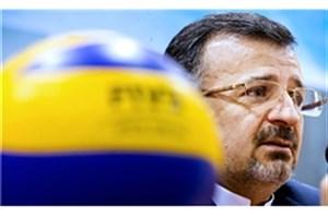 داورزنی: فدراسیون والیبال هیچ فرقی بین تیمهای دختران و پسران قائل نیست