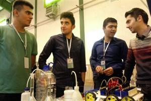 کسب مقام اول یازدهمین دوره مسابقات ملی کمیکار ایران توسط دانش آموزان دبیرستان سما