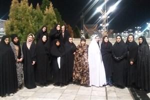اردوی زیارتی مشهد مقدس ویژه دانشجویان دانشگاه آزاد اسلامی واحد مبارکه
