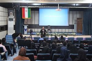 برگزاری کارگاه آموزش ارتباط موثر دردانشگاه آزاد اسلامی سیرجان