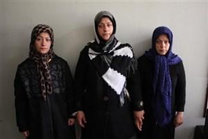 سه زن دزدان طلا فروشی های شهر تهران/ اعتراف سالومه، سحر و نگار به دهها فقره سرقت از طلا فروشی ها