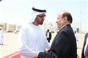 منصور هادی پس از امارات وارد ریاض شد