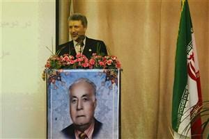 برگزاری دومین آیین نکوداشت عباس وزان ، خیر مدرسه ساز