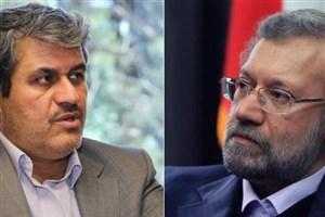 لاریجانی:  ایراد مجمع تشخیص مصلحت نظام به ۱۰ماده برنامه ششم توسعه مجلس را از حیّز انتفاع خارج نمی کند